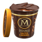Magnum Pint Double Seasalt Caramel 8 x 440ml