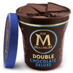 Magnum Pint Double Dark Chocolate Deluxe 8 x 440ml
