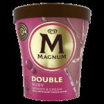 Magnum Pint Double Ruby Berries & Cream 8 x 440ml