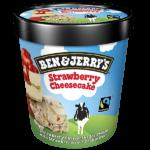 Strawberry Cheesecake 8 x 465ml